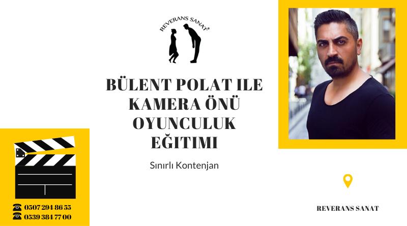 Reverans Sanat Adana Kamera Önü Oyunculuk Eğitimi