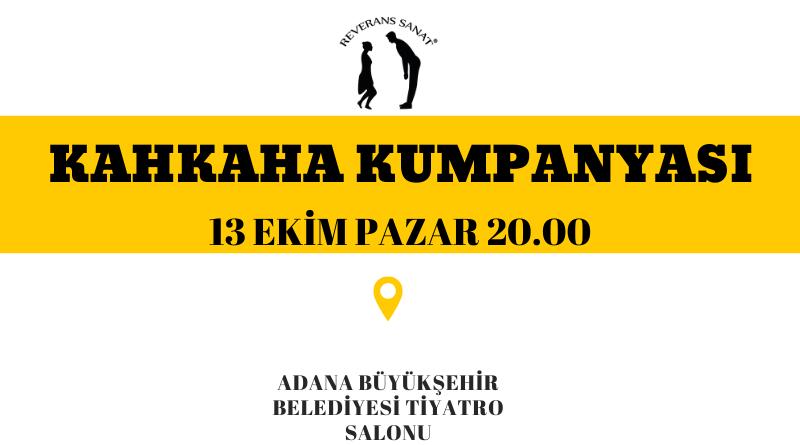 Adana Tiyatro Oyunu, Adana Tiyatro Bileti, Adana Tiyatro Salonu, Adana Cast Ajans